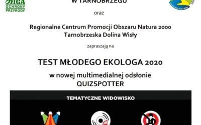 Test Młodego Ekologa